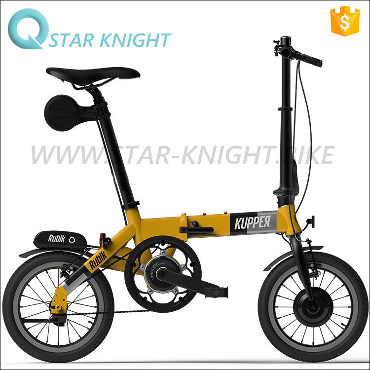 Fast Electric Bicycle Folding Electric Bike Electric Charging Bikes