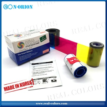 Datacard printer 534000-003 YMCKT_500 Images color ribbon