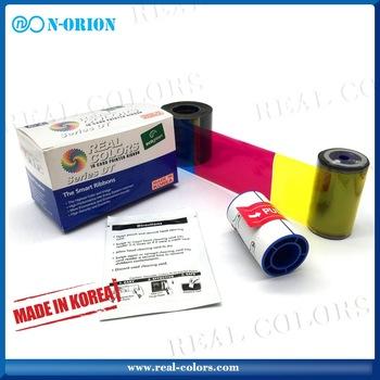 Datacard printer 534000-003 YMCKT_500 Images color ribbon