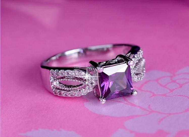 Beautiful zircon rings for sale