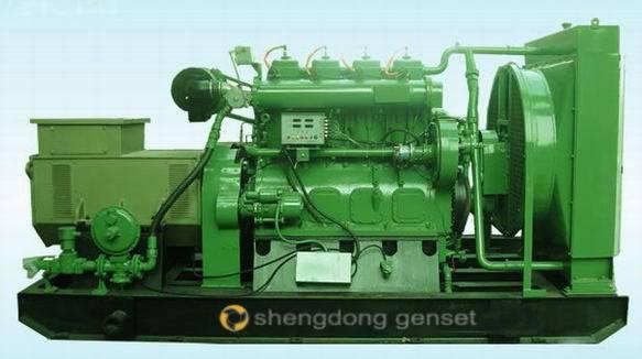shengdong 180-300kw Biogas Generator/generation