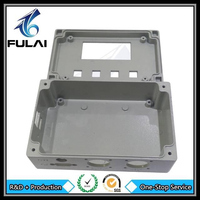 Aluminum die casting shenzhen oem electronic enclosure