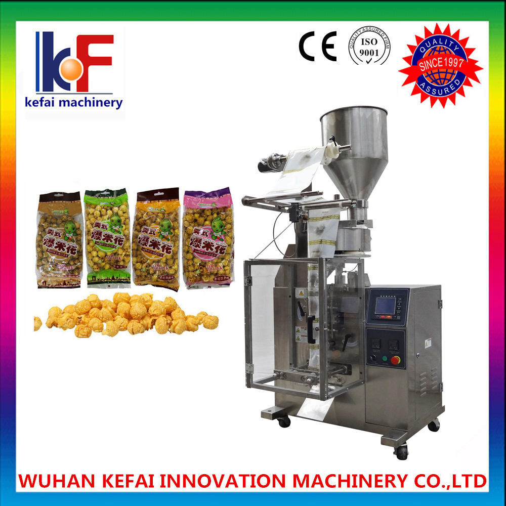 automatic 4 sides sealing packing machine for granule