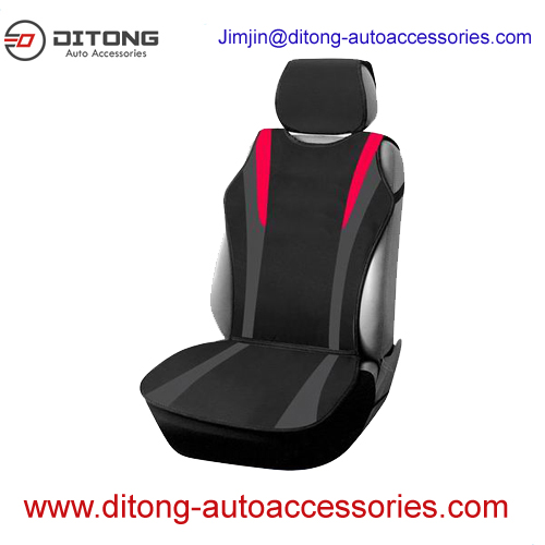 Breathable Fabric Car Front Seat Vest Cushions