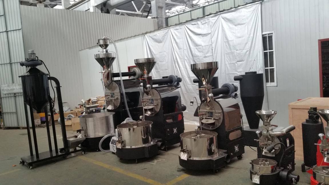 commercial coffee roaster 30kg,60kg,90kg,100kg,120kg,150kg,180kg,200kg