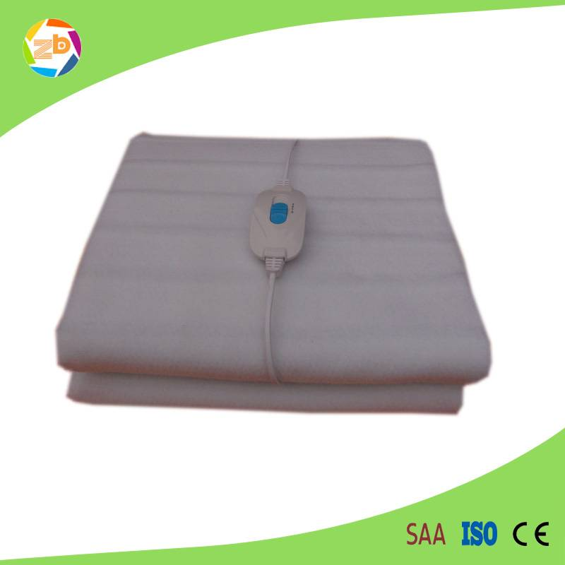 Waterproof insulation single controllered electric blanket