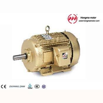 GOST series three-phase asynchronous electric motors