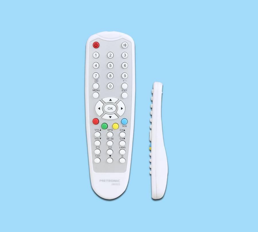 DVB/STB remote control