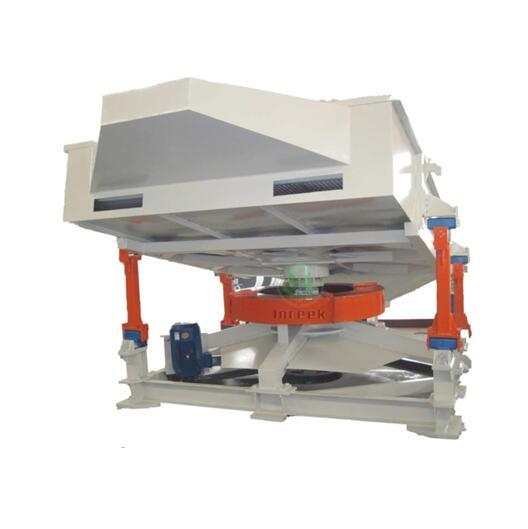 Huge capacity wood chips oscillating screens from Loreek Machinery