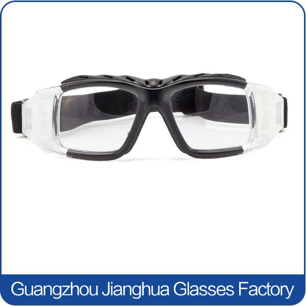 china hot sale sports lover basketball glasses anti-fog eye goggles