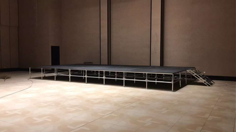 Steel Stage for event concert cheap price hot sale