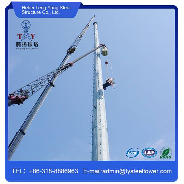 self supporting tube tower