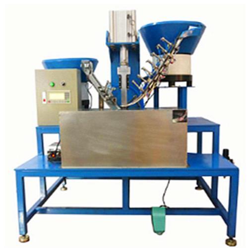 RIVETMACH Automatic Curtain Eyelet Grommet Machine