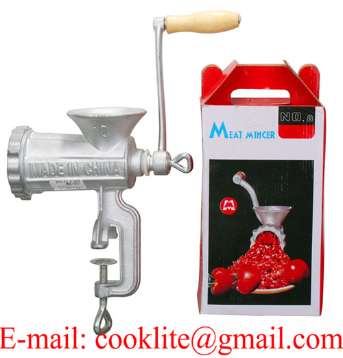 Cast Iron Manual Meat Mincer
