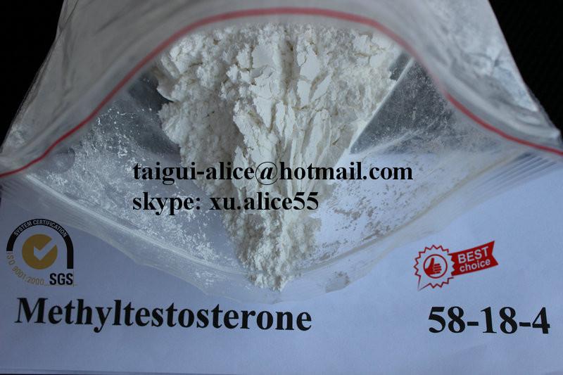 Methyltestosterone CAS:58-18-4