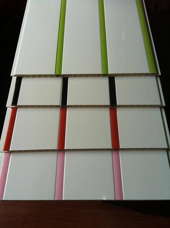 PVC wall and ceiling panel