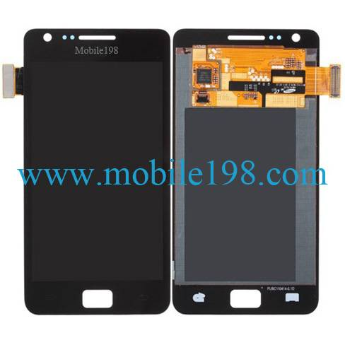 Samsung Sii S2 I9100LCD with Digitizer Touch China