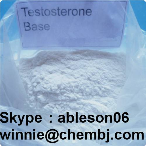 Testosterone Steroid Powder Testosterone base For Bodybuilding