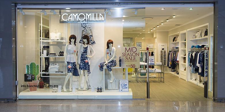 CAMOMILLA , italian brand , woman clothing