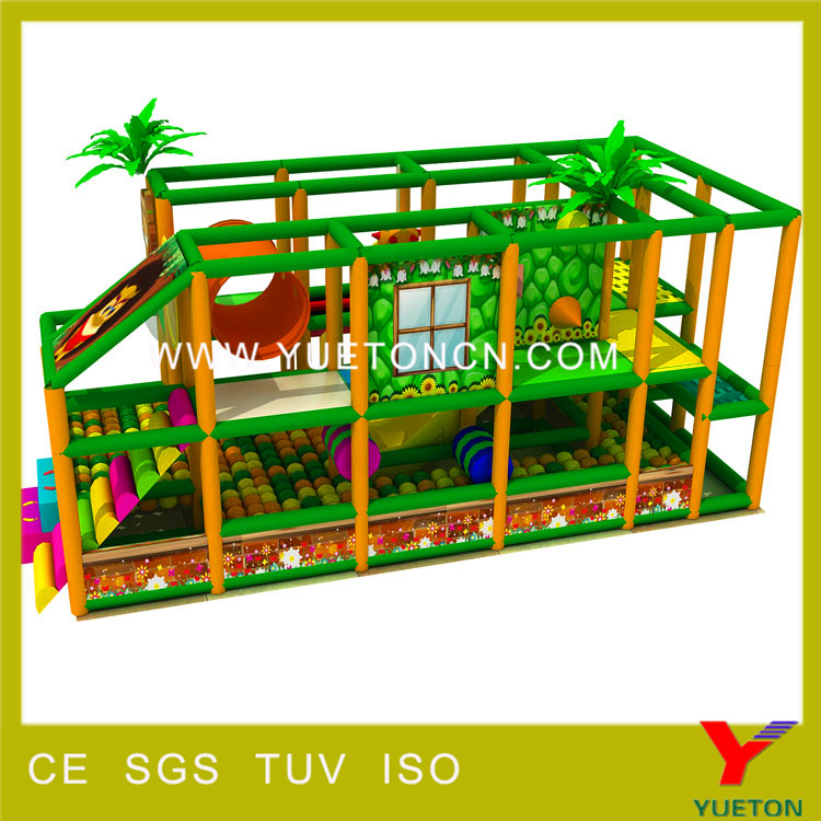 Cheap commercial kid indoor playground equipment sale