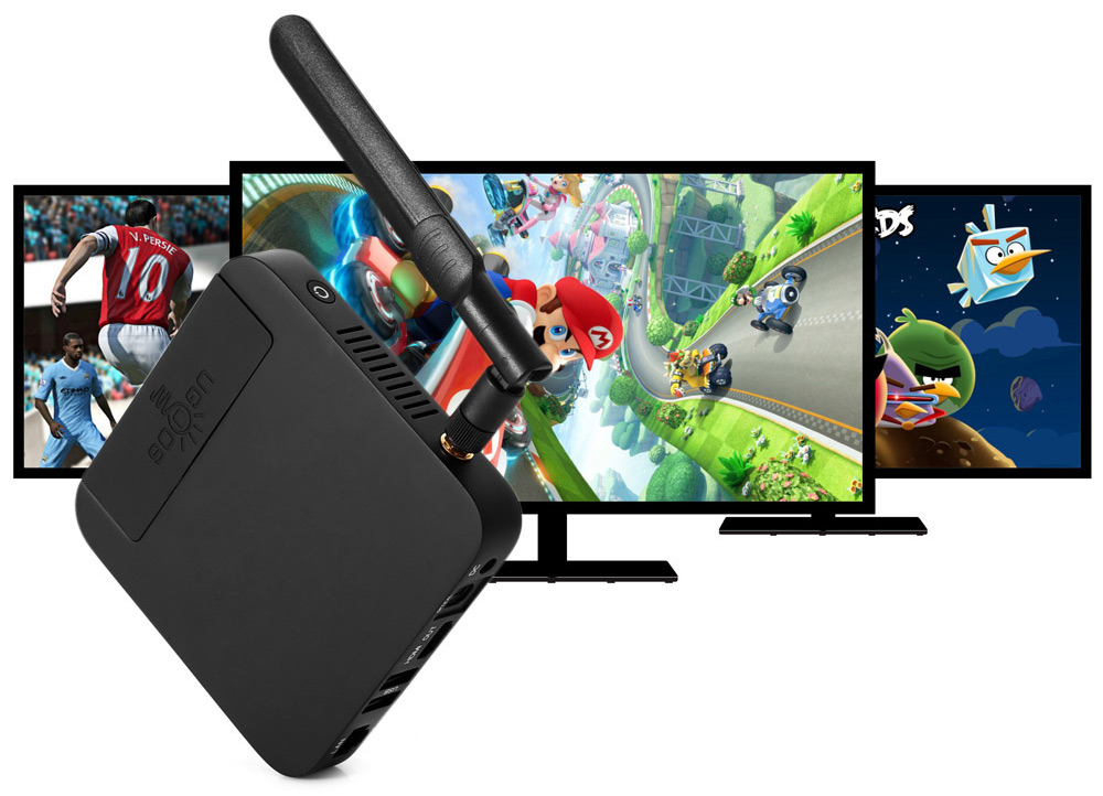 Quad Core RK3288 Android 4 4 2 TV Box With 2 4G/5 0G WiFi, Bluetooth