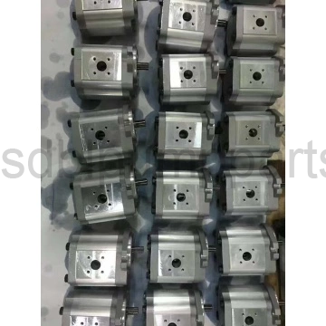 concrete pump gear pump