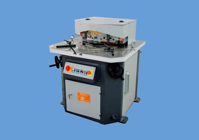 Fixed Angle Hydraulic Notching Machine