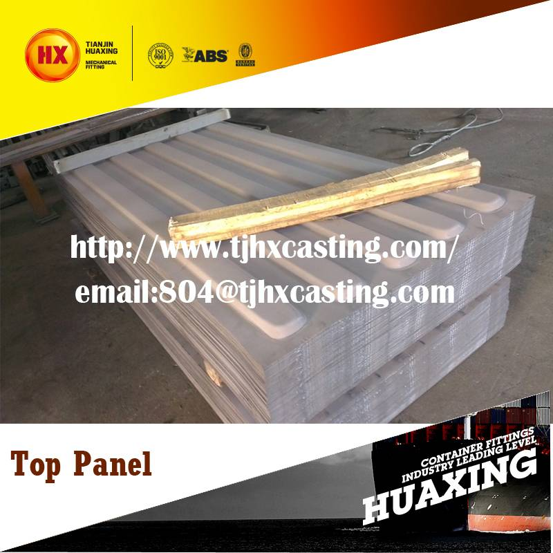 Factory , Manufacturer Shipping Container roof panel