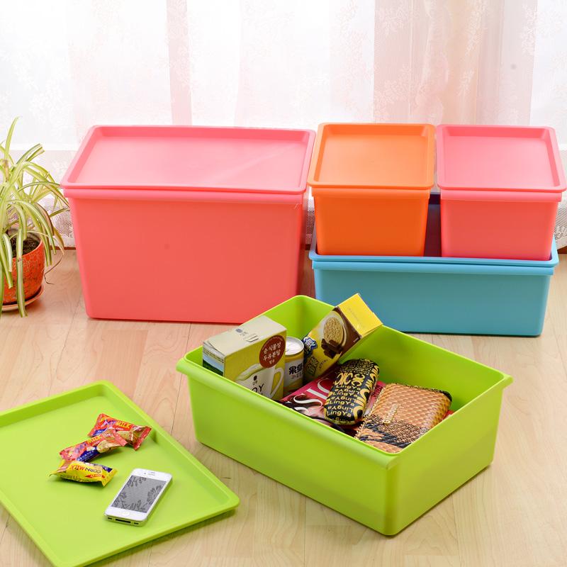 6001Taizhou colorful PP ECO-Friendly plastic storage box 5L