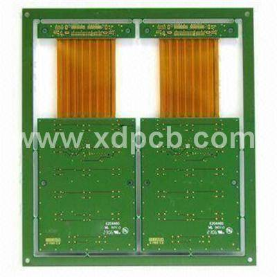 Rigid-flex PCB With 1 To 22 Layers