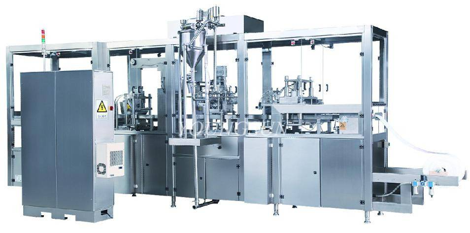 YSXDR-40000 Fully Automatic Plastic Cup Forming, Filling and Sealing Machine