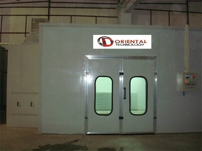 DOT-C1 CE Oil Burner Heating EPS/rock wool 12.5KW  Car Spray Booth