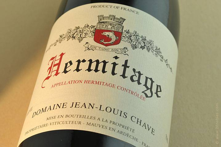 JL Chave Hermitage