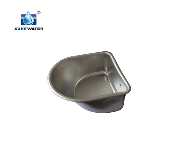 One -side Drinking Water Plate