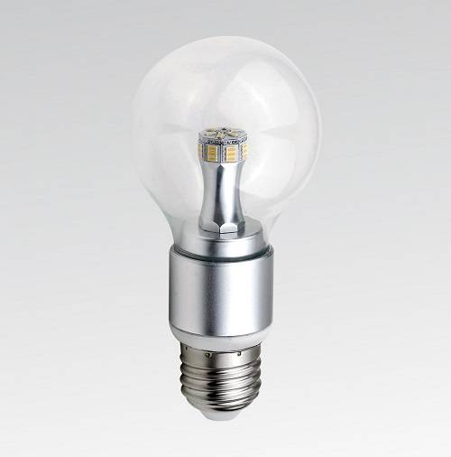 6W LED Globe Bulb
