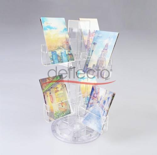 Acrylic Post Card Holders