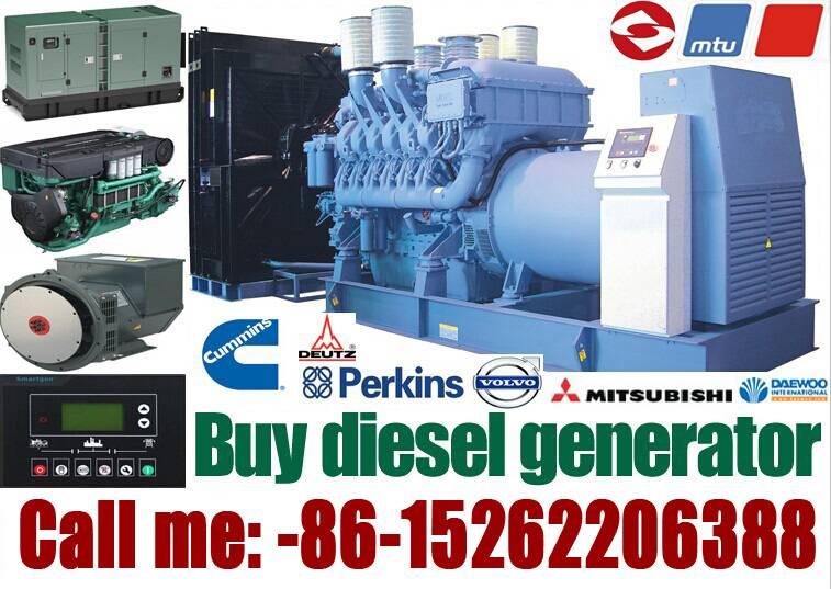 1000kw generator,1000kw engine generator set for sale