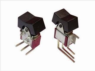 bending terminals Miniature sub-miniature mini micro small waterproof sealed rocker switches