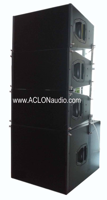 "Dual 10"" 700W Line Array (LQ10)"