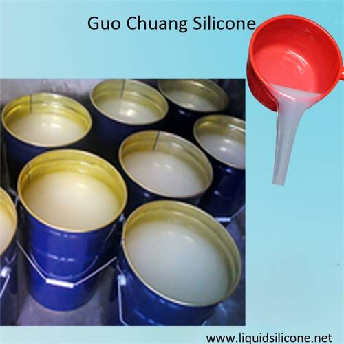 Platinum liquid silicone rubber for mold making
