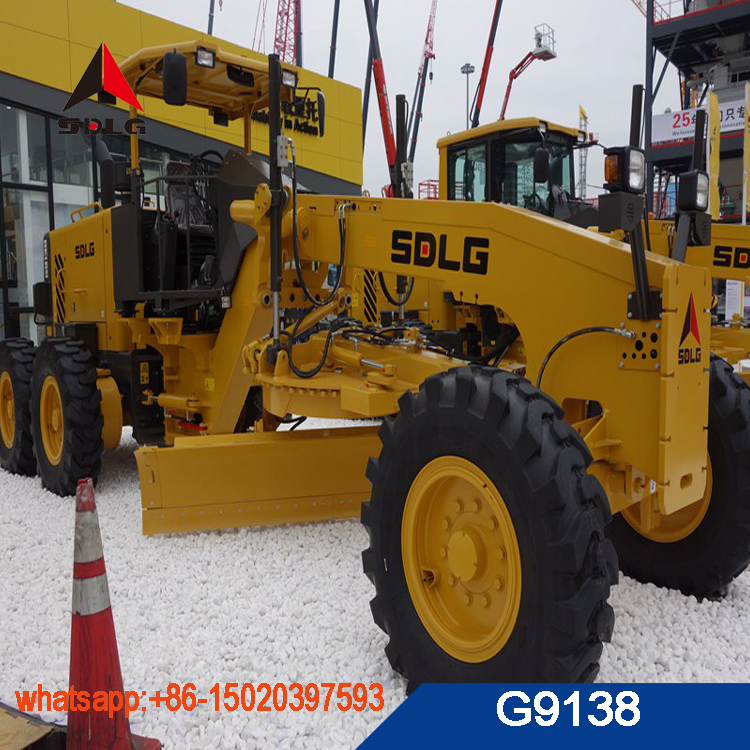 SDLG 13T motor grader G9138 with best quality and low price for sale
