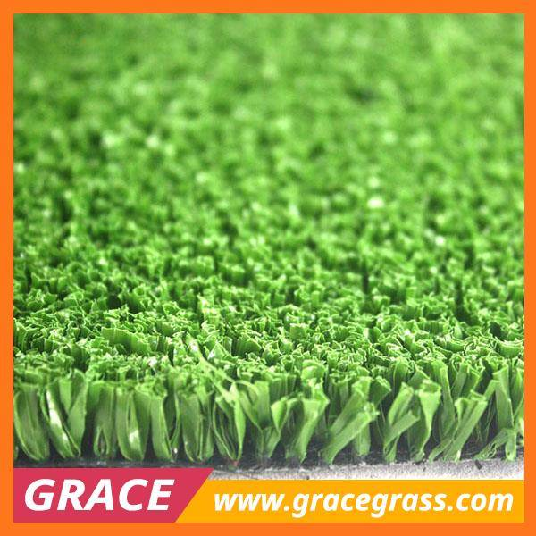 High Density 10mm Badminton Synthetic lawn