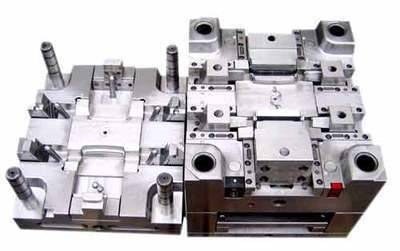 Electronic plastic mold