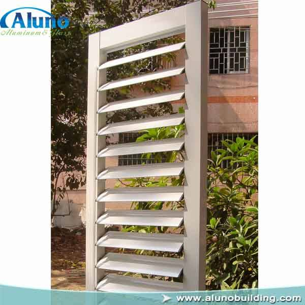 Adjustable Aluminum Louver