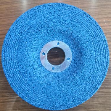 Abrasive Blue Color Grinding Wheel