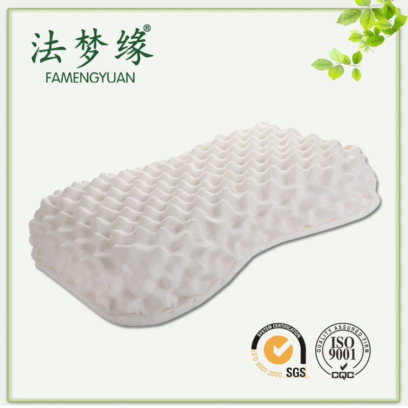 natural latex Beauty pillow / Butterfly pillow / massage pillow