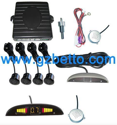 parking sensor system / parking system