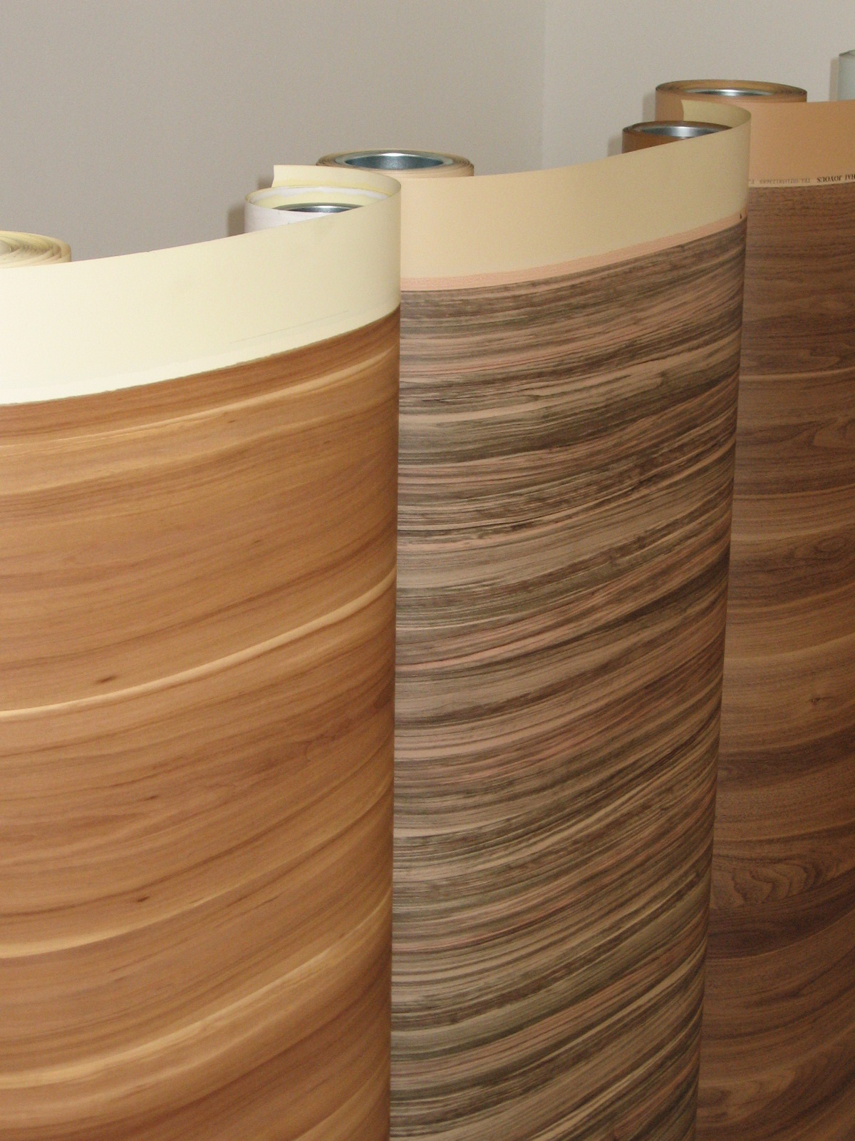PVC Vinyl Wood Grain Film for Decoration