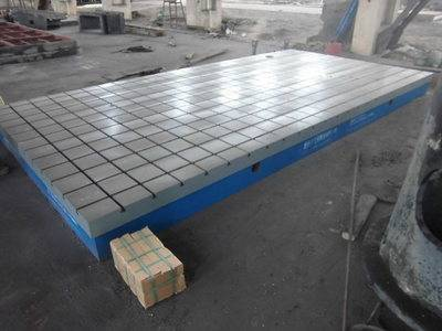 Essential Inspection Instrument For Testing Machine Cast Iron Grinding Plate