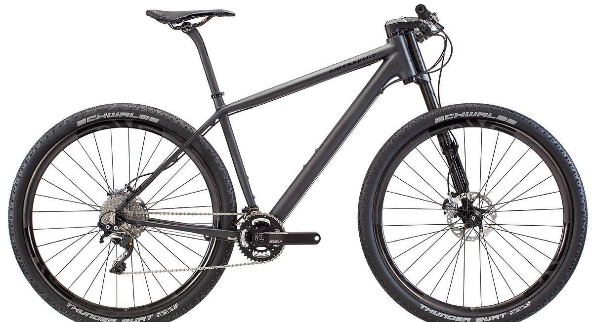 Cannondale F29 Carbon Black Inc. Mountain Bike 2014